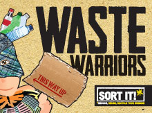 Sort It!* Waste Warriors